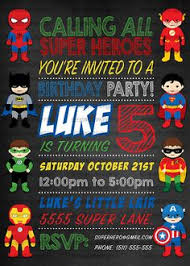 superheroes party invites superhero birthday invitation superhero invite superheroes