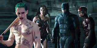 Leto Joker joins Justice League Snyder cut - Hero Collector