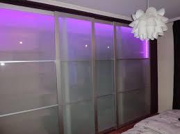 ikea closet lighting. ikea hackers illuminated builtin wardrobe ikea closet lighting w
