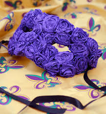 Mask Decorating Ideas Party Ideas by Mardi Gras Outlet Masquerade Mask with Crepe Paper 20