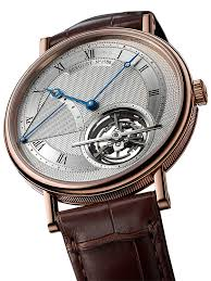 7 record setting ultra thin watches › watchtime usa s no 1 watch breguet classique tourbillon extra thin automatic 5377