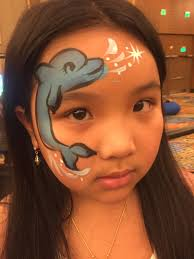 both our ct face painting service and our maryland face painter service provides the option for quick and simple face painting for parties and events