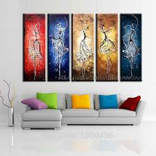 >wall art designs amazon cheap large canvas wall art sets arthauz  hand painted large canvas wall art sets interior design decoration set good looking comfortable pillow many
