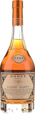 GODET FRERES V.S.O.P 40% ABV Fine Champagne, Cognac NV | Langton's Fine Wines