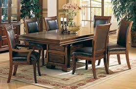 Pedestal Dining Table Set Coaster Fine Furniture 3635 3636 3637 Westminster Double Pedestal