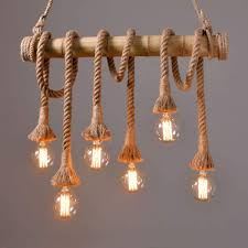 compare 1pcs vintage rope pendant light lamp loft creative personality industrial retro lamp edison bulb american style for living room in singapore
