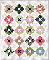 Woodberry Way: Full Bloom Pattern for McCall's Quilting & I'm excited to share a new quilt design featured in the upcoming  March/April issue of McCall's Quilting called Full Bloom. Adamdwight.com