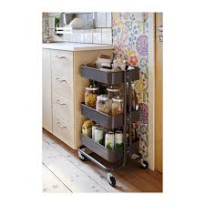 Pin it The IKEA Raskog, the humble little utility cart that only costs  thirty dollars, is just so darned versatile. A couple of years ago, Taryn  wrote a ...