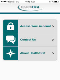 healthfirst mobile on the app