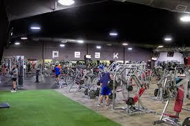 dalton fitness facility personal