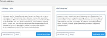 Terms Vs Terms Conditions Blinkbid
