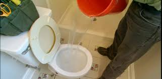 how to drain a toilet today s homeowner