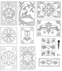 Tin Punch Patterns Stunning Tin Punch Kits BOOK 48 The Basic I Tin Punch Pattern And Tool Kit