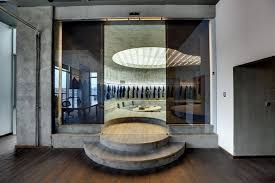Office By Design Stunning Zemberek Shapes Istanbul Vigoss RD Studio With Curvilinear Forms