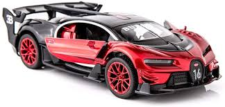 This is an official product and we are official supplier of bugatti during the most important international car shows and world premiere. Amazon Com Bdtctk Bugatti Vision Gt Supercar 1 32 Zinc Alloy Die Casting Pull Back Car Model Toy Sound And Light For Boy Girl Gift Red Toys Games