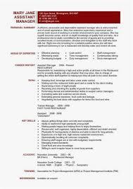 Restaurant Manager Resume Template Amazing Restaurant Manager Resume Sample Free Resume Examples Customer
