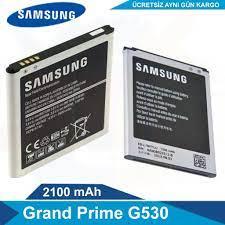 Samsung Galaxy Grand Prime G530 Batarya Orjinal Fiyatları ve Özellikleri