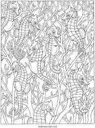 Small Picture Welcome to Dover Publications Creative Haven SeaScapes Coloring