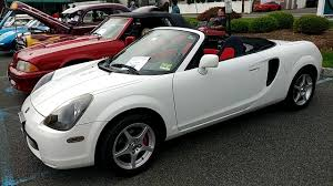 2000 WHITE TOYOTA MR2 SPYDER CONVERTIBLE 'SXYZORO' - YouTube