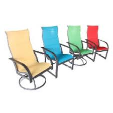 patio chair mesh outdoor chair fabric