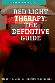 Red Light Therapy Pros And Cons Red Light Therapy At Home The Definitive Guide 2019