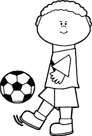 Messi Coloring Pages Soccer Coloring Pages Soccer Coloring Page