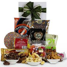party snacks gift her