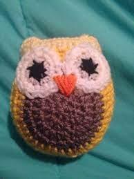 Crochet stuffed Owl | Etsy