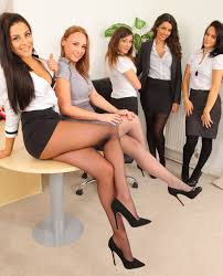 hot office pic. Hot Office Babes \u2014 Babe Pic N