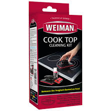 cooktop cleaning kit weiman