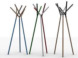 Desu Design Symbol Coat Rack Wall Mounted Symbol Coat Rack DESU Design For Designer Racks Idea 100 32