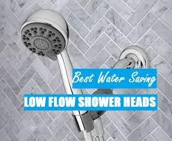 8 best low flow shower heads to save on water and your water bill