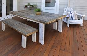 whitewash outdoor furniture. Creative Of Recycled Outdoor Furniture White Wooden Table Whitewash Outdoor Furniture C
