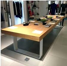 long office desk. Long Narrow Desk Enchanting Office Images Thin Board Table And Black . Medium Size Of