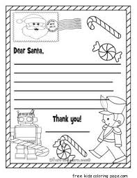 All the coloring pages of this category is placed at different pages. Printable Christmas Wish List To Santa Claus For Kids For Kids Santa Coloring Pages Christmas Lettering Christmas Coloring Pages