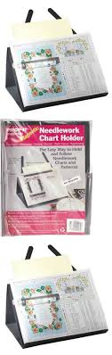 Notions And Tools 160708 Magnetic Needlework Chart Holder W