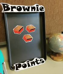Behaviour Chart Brownie Points