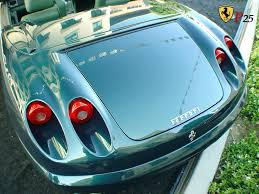 While the 456 itself was a two plus two grand tourer, certain collectors required this potential of the car to be further exploited, so ferrari, through coachbuilder pininfarina, produced four. Coachbuild Com Pininfarina Ferrari 456 Gt Venice Convertible