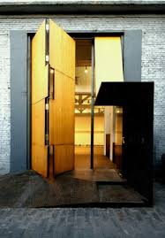 Front Entry Doors That Make A Strong First Impression Modern Wood ...