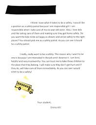 the letter that landed my daughter on the safety patrol pieces the letter that landed my daughter on the safety patrol