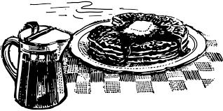 パンケーキ 朝食 食品 Pixabayの無料ベクター素材