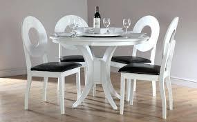 white dining table set white round dining table set for 4 antique white round dining table