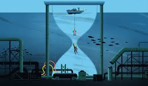 Diving Degree Of Difficulty Chart 2016 The Weird Dangerous Isolated Life Of The Saturation Diver