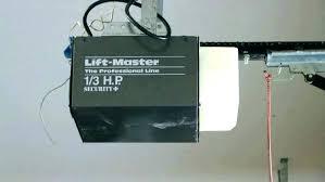 liftmaster garage door opener blinking light garage door won t close new garage door opener light