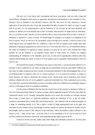 essay kant on beauty oxbridge notes the united kingdom essay defining art