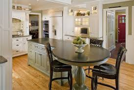 kitchen island table with chairs. Contemporary Kitchen And Kitchen Island Table With Chairs P