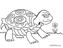 Small Picture Turtle coloring pages Hellokidscom