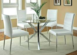 round dining table modern modern round dining table large size of round kitchen tables alluring white