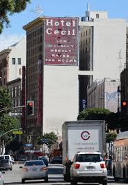 Steigenberger cecil hotel alexandria has been welcoming booking.com guests since 19 aug 2009. L A Hotel Where Body Was Found In Water Tank Has Long Dark History The Two Way Npr