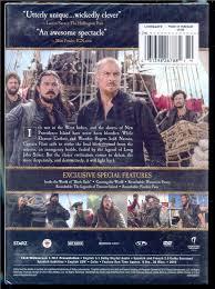 black sails the complete fourth season new dvd